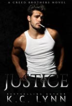 Justice: A Second Chance Romance (Creed Brothers Book 1)