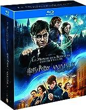 Harry Potter l'Intégrale des 8 Films + Les Animaux Fantastiques - Le monde des Sorciers de J.K. Rowling - Coffret