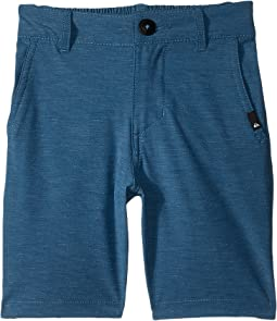 Quiksilver Kids Union Heather Amphibian Shorts (Toddler/Little Kids)