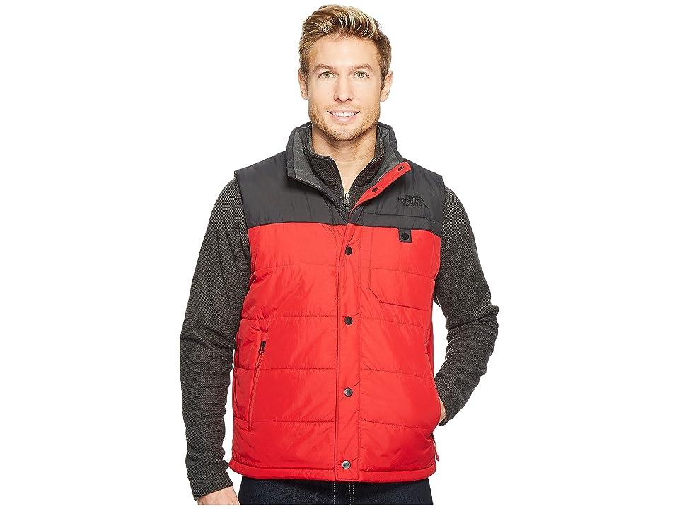 The North Face Harway Vest (TNF Red/Asphalt Grey) Men