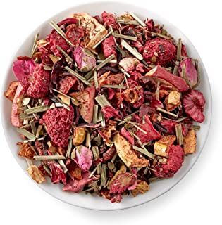 raspberry riot lemon mate tea