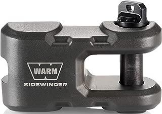 WARN Gun Metal 100635 Epic Sidewinder