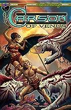 Fear on Four Worlds #1: Carson of Venus (ERB Universe Carson of Venus)