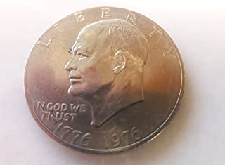 1976-1776 Bicetennial Eisenhower Dollar Coin IKE Dollar, Collectors Coin