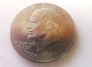 1976-1776 Bicetennial Eisenhower Dollar Coin IKE Dollar, Collectors Coin