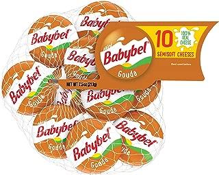 Mini Babybel Cheese, Gouda, 10 Count