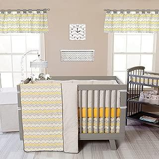 Best yellow crib bedding set Reviews