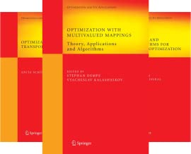 Springer Optimization and Its Applications (50 Book Series)