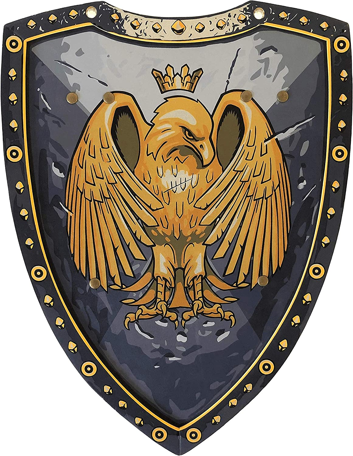 Liontouch 27001LT Phoenix Mall Golden At the price of surprise Eagle Foam Toy Part Shield for Kids o