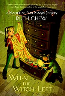 A Matter-of-Fact Magic Book: What the Witch Left
