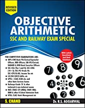 Objective Arithmetic (Ssc & Railway Exam Special) (2 Colour Edition)