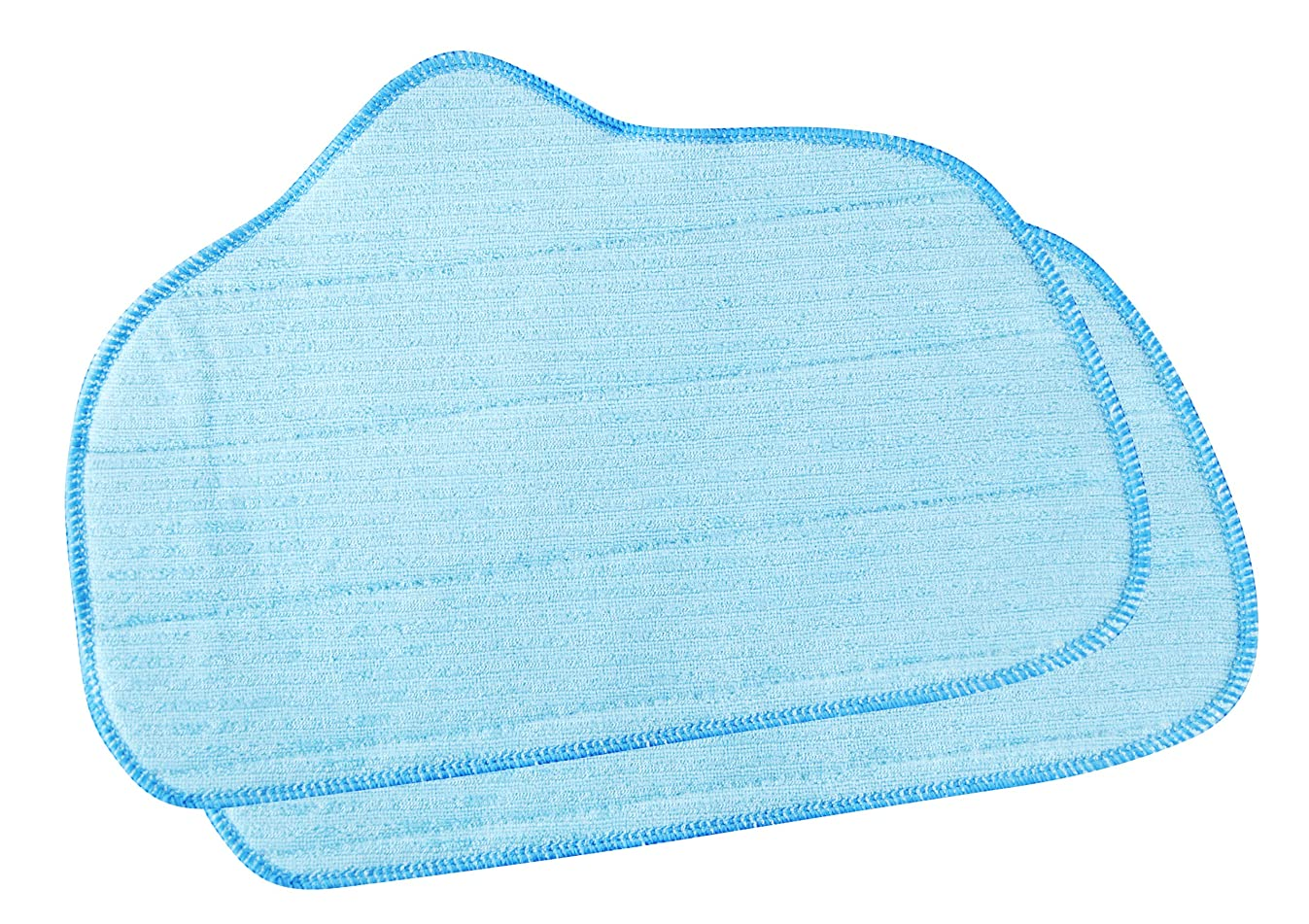 Steamfast Replacement Microfiber Mop Pad SF-275/SF-370 and McCulloch MC1275 (2-Pack)