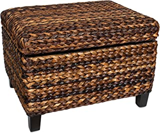 wicker packing tray