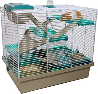Pico XL Translucent Teal - Hamster & Small Animal Home/Cage