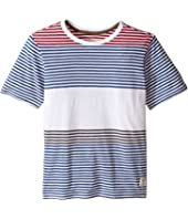 O'Neill Kids - Bowman Short Sleeve Crew Top (Little Kids)