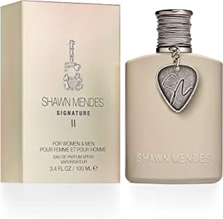 Shawn Mendes Signature II Perfume Spray for Women & Men, 3.4 fl. oz