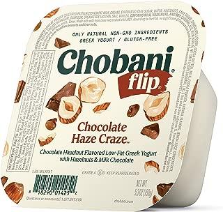 Chobani Flip Low-fat Greek Yogurt, Chocolate Haze Craze 5.3oz