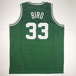 Unsigned Larry Bird Boston Green Custom Stitched Basketball Jersey Size Men's XL New No Brands/Logos