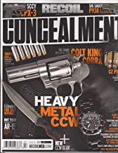 Recoil Concealment Magazine Issue 13 2019