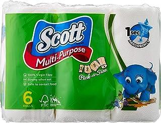 Scott Pick-A-Size Kitchen Towels, Case Pack, 1200 count