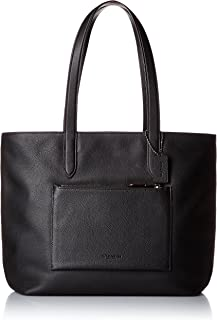Metropolitan Ladies Large Pebbled Leather Soft Tote Handbag 72299