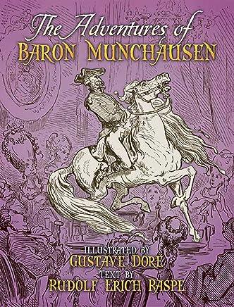 The Adventures of Baron Munchausen (Dover Fine Art, History of Art) (English Edition)