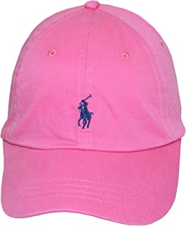 Ralph Lauren Mens Polo Sports Pony Logo Hat Cap