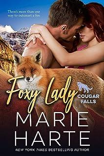 Foxy Lady (Cougar Falls Book 3)