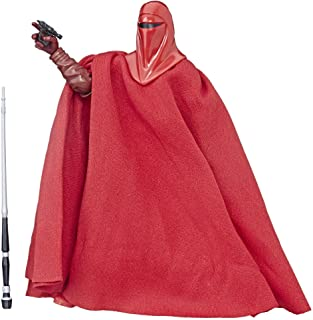 STAR WARS C2144AS0 Episode VI The Black Series Imperial Royal Guard, 6-inch Red