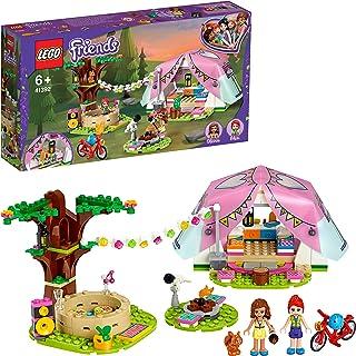 LEGO Friends - Glamping en la Naturaleza, Set de Construcci