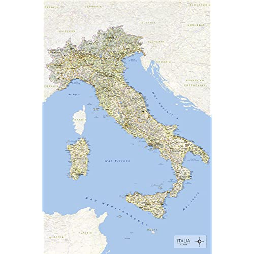 Mappa Italia Amazonit