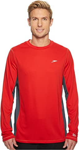 Speedo - Longview Long Sleeve Swim Tee