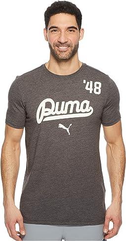 PUMA - Street Script Tee