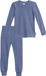 City Threads Boys' Thermal Underwear Long John Set - Made in USA