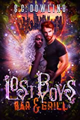 Lost Boys Bar & Grill: A Dark and Twisted Fairy Tale Romance Kindle Edition