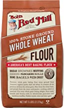 Bob's Red Mill Whole Wheat Flour, 5-pound