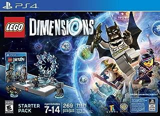 LEGO Dimensions Starter Pack - PlayStation 4