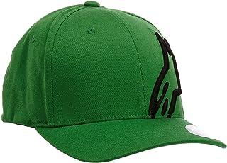 huge selection of 41258 249bc Alpinestars Men's Corp Shift 2 Flexfit Baseball Cap, Green (Green/Black),  Large (Manufacturer Size:Large/X-Large)