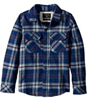 Quiksilver Kids - Fitzspeere Long Sleeve Shirt (Toddler/Little Kids)