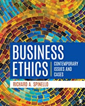 Business Ethics: Contemporary Issues and Cases