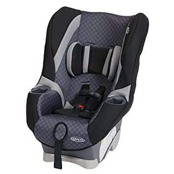 Graco My Ride 65 LX Convertible Car Seat, Coda, One Size: image
