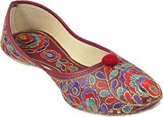 Denim Expos Traditional Bellies UK-Size-8 Multicolor   DNXP-MS-107 Pink