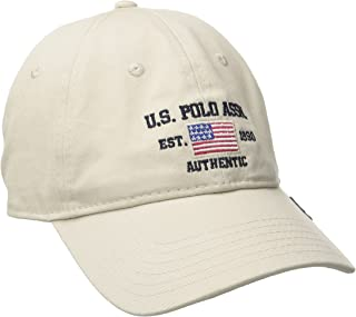 polo american flag hat