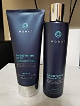 monat smoothing shampoo and conditioner