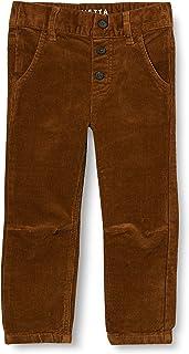 Sanetta Webhose Cognac Pantalones Tejidos para Niños
