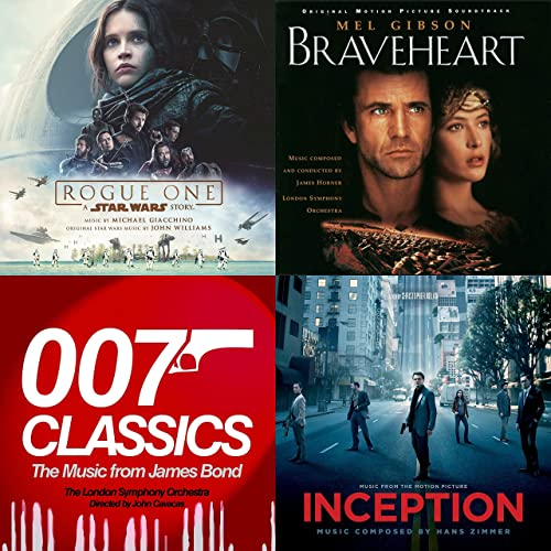 Amazon.com: Epic Scores: Action Movies - The 200 Ultimate ...