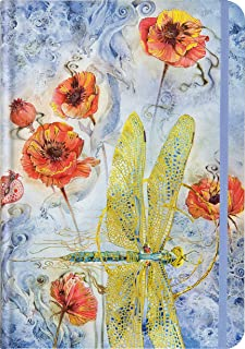 Indigo Dragonfly Journal (Diary, Notebook)