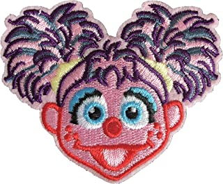 Abby Cadabby Iron On/Sew On Embroidered Patch