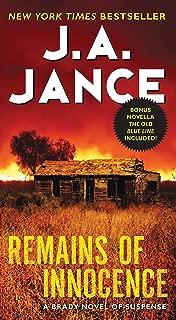 Remains of Innocence: A Brady Novel of Suspense (Joanna Brady Mysteries Book 16)