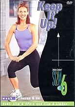 Keep It Up! (Debbie Siebers' Slim in 6) (2007, DVD)